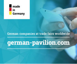 Official German group participation at METALLURGY Russia